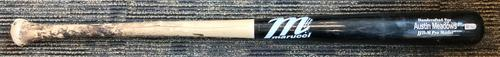 Photo of Austin Meadows Model Team-Issued Bat