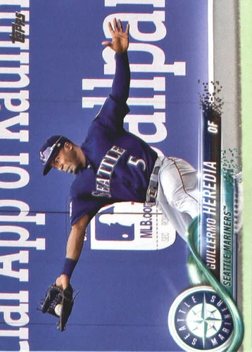 Photo of 2018 Topps #522 Guillermo Heredia