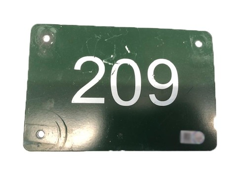 Photo of 12 Days of Auctions: Day 11 -- Wrigley Field Collection -- Aisle Marker 209