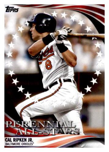 Photo of 2019 Topps Update Perennial All Stars #PAS7 Cal Ripken Jr.