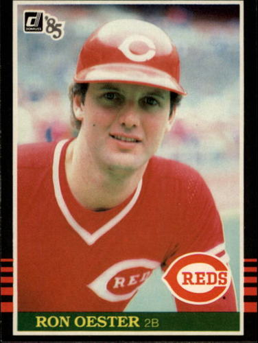 Photo of 1985 Donruss #81 Ron Oester