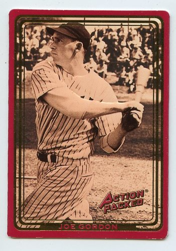 Photo of 1993 Action Packed ASG #133 Joe Gordon