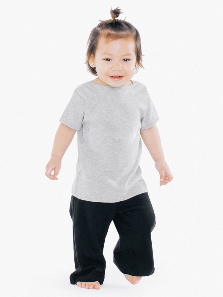Photo of American Apparel Infant Baby Rib Lap T-shirt