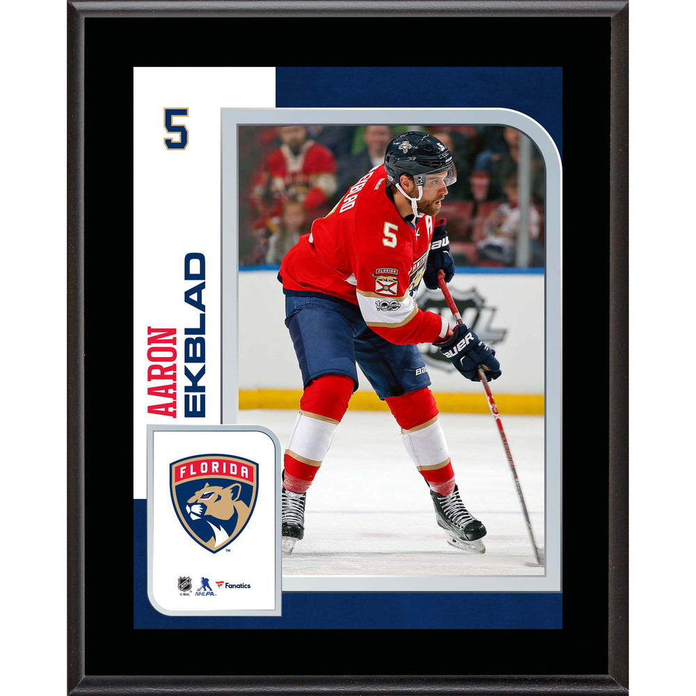 Aaron Ekblad Florida Panthers 10.5