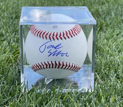 Photo of Jake Sanford Signed Baseball