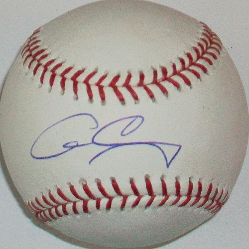 Photo of Allen Craig Autographed Baseball