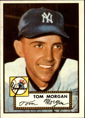 Photo of 1983 Topps 1952 Reprint #331 Tom Morgan