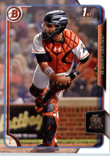 Photo of 2015 Bowman Draft #98 Justin Cohen