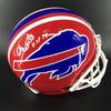 HOF - Bills Andre Reed Signed Proline Helmet