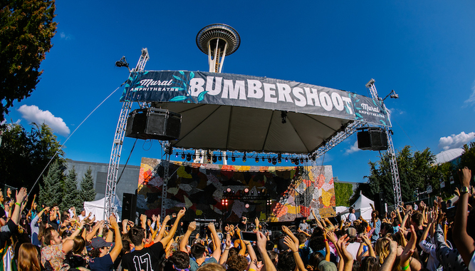 BUMBERSHOOT MUSIC FESTIVAL IN SEATTLE