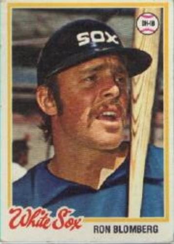 Photo of 1978 Topps #506 Ron Blomberg