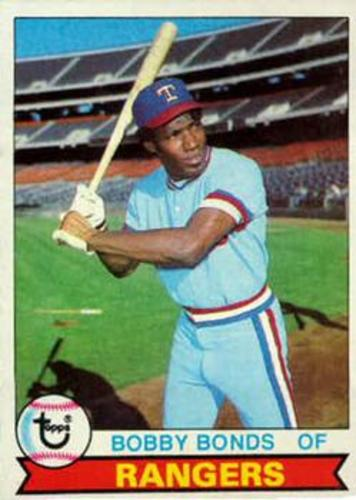 Photo of 1979 Topps #285 Bobby Bonds