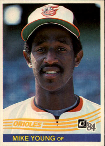 Photo of 1984 Donruss #621 Mike Young RC