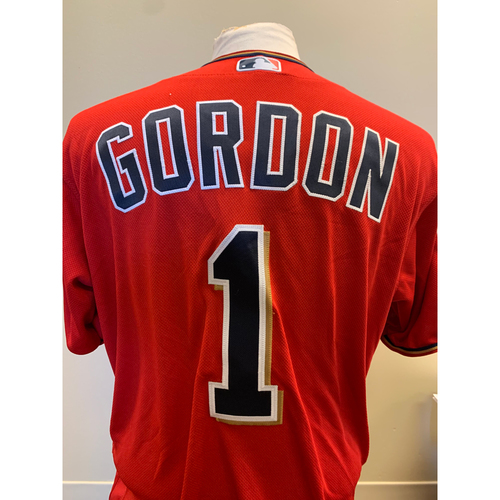 Photo of Minnesota Twins - 2019 Game-Used Spring Training Jersey - Nick Gordon