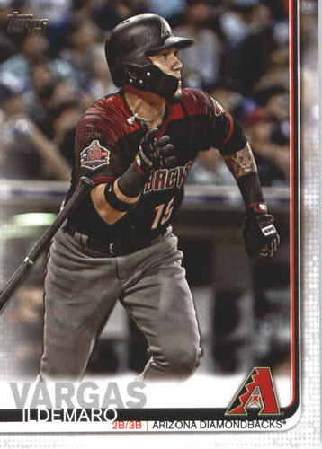 Photo of 2019 Topps #559 Ildemaro Vargas