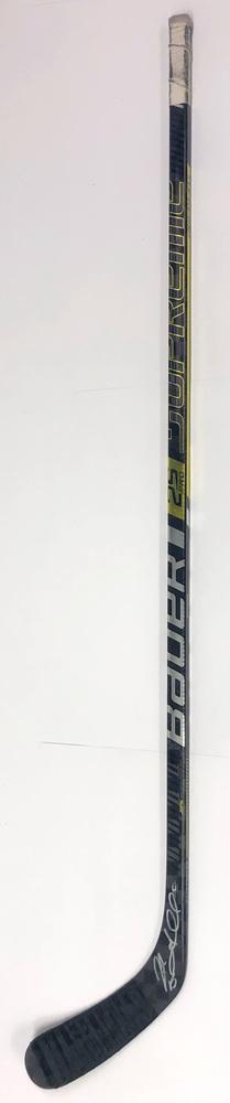 #15 Josh Archibald Game Used Stick - Autographed - Edmonton Oilers