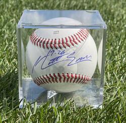 Photo of Matt Sauer Signed Baseball