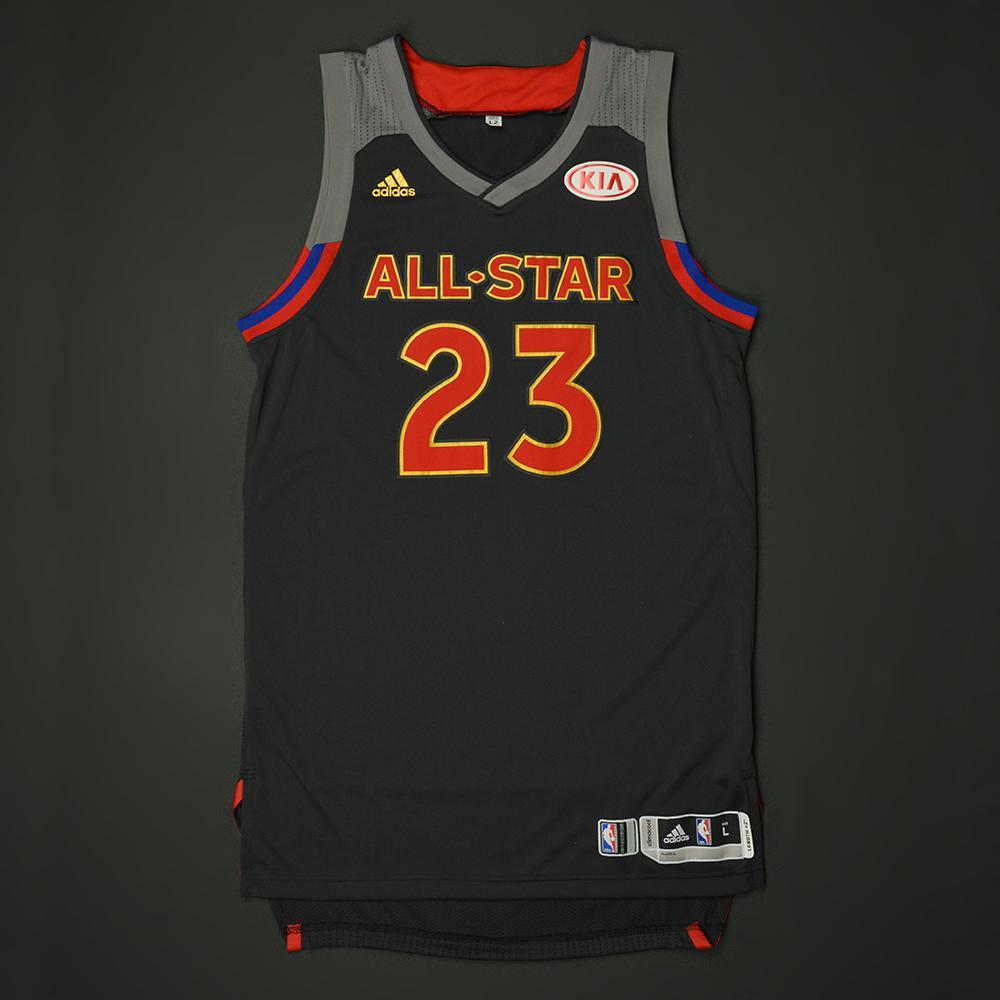Draymond Green - 2017 NBA All-Star Game - Western Conference - Autographed Jersey