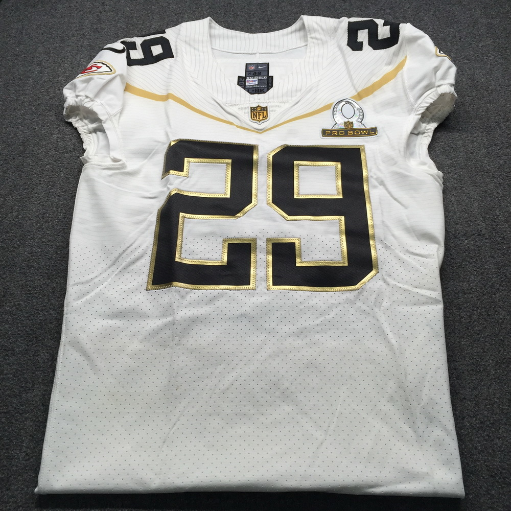 NFL Auction | NFL - Chiefs Eric Berry Game Issued January 2016 Pro ...