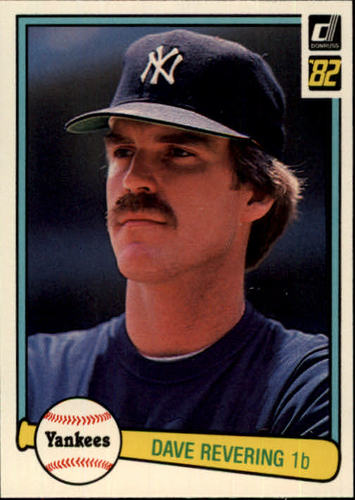 Photo of 1982 Donruss #234 Dave Revering