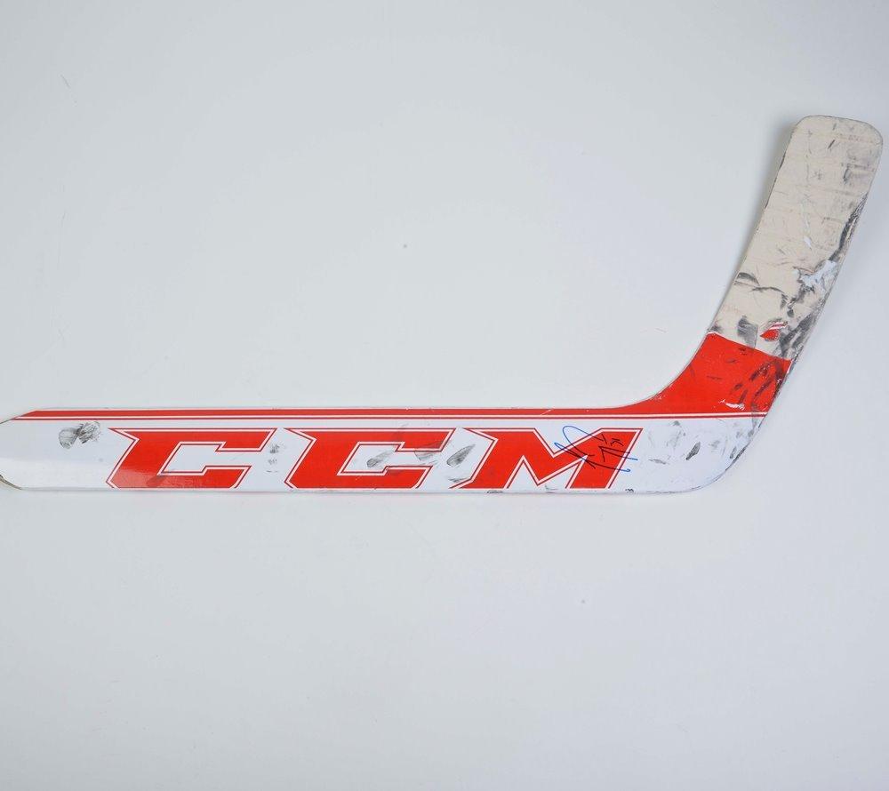 #31 Bâton de match autographié et utilisé par Carey Price | #31 Carey Price autographed and game-used hockey stick.