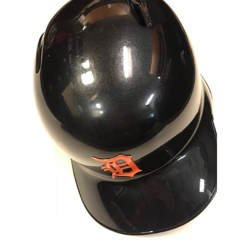 Team-Issued Justin Verlander Road Helmet