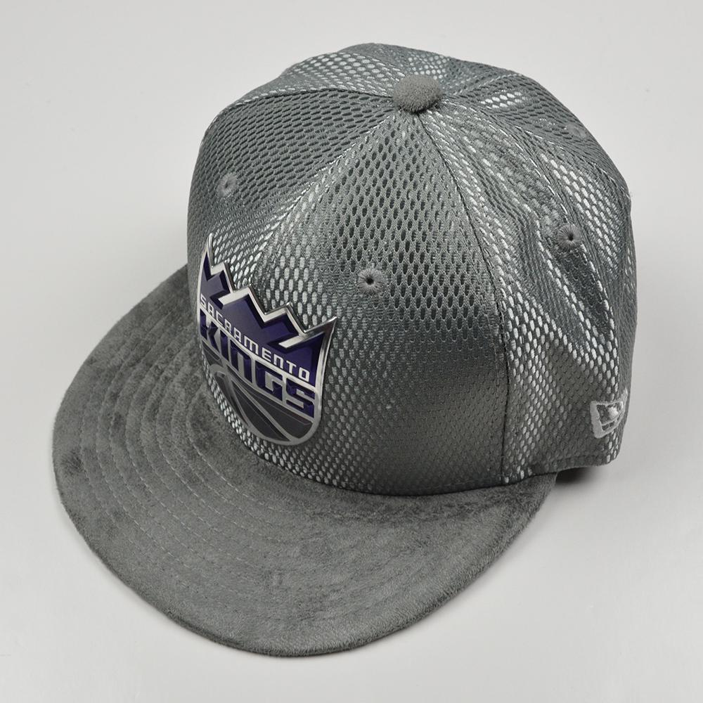 Justin Jackson - Sacramento Kings - 2017 NBA Draft - Backstage Photo-Shoot Worn Hat