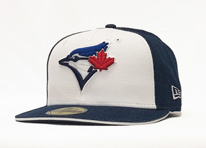Toronto Blue Jays Stroman Design HDMH Toronto Fitted Cap by New Era
