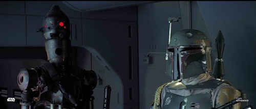 Boba Fett and IG-88