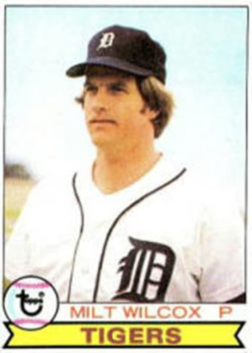 Photo of 1979 Topps #288 Milt Wilcox