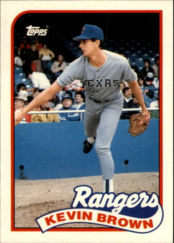 Photo of 1989 Topps Traded #15T Kevin Brown