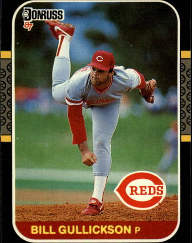 Photo of 1987 Donruss #369 Bill Gullickson