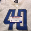 STS - Lions Jarrad Davis Game Used Jersey (11/17/19) Size 40