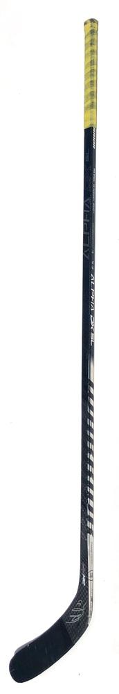 #33 Viktor Arvidsson Game Used Stick - Autographed - Nashville Predators