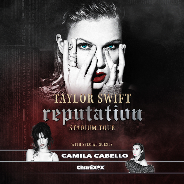 Click to view Taylor Swift Concert Tickets + Reputation Collector's Box.