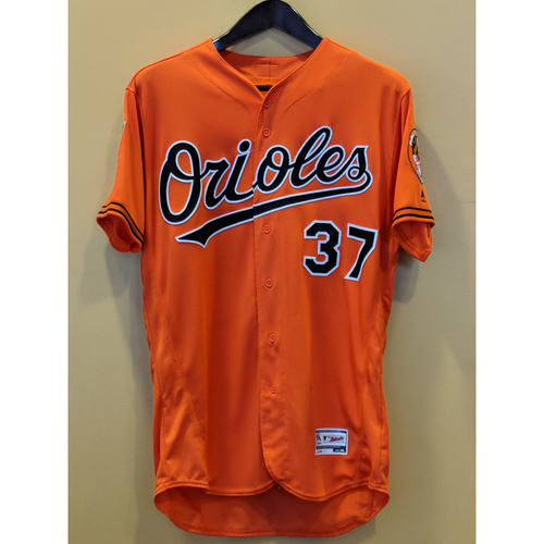 Photo of Dylan Bundy - Spring Training Jersey: Game-Used
