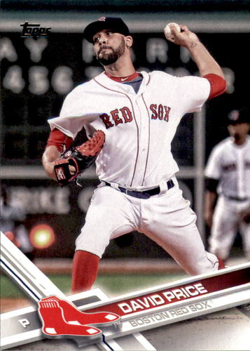 Photo of 2017 Topps #548A David Price