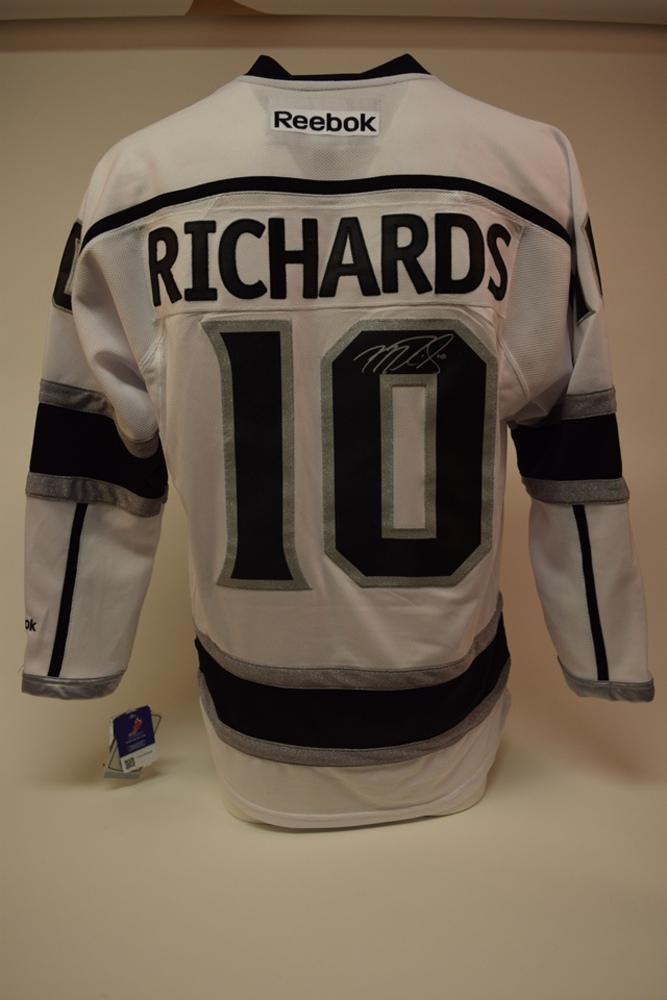 Chandail des Kings de Los Angeles par Mike Richards | Mike Richards autographed Los Angeles Kings jersey