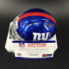 NFL - Giants Xavier McKinney Signed Mini Helmet