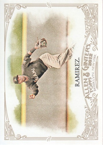 Photo of 2012 Topps Allen and Ginter #29 Hanley Ramirez