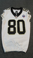 SPORT RELIEF - SAINTS AUSTIN CARR GAME WORN SAINTS JERSEY (OCTOBER 1, 2017)