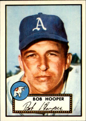 Photo of 1983 Topps 1952 Reprint #340 Bob Hooper