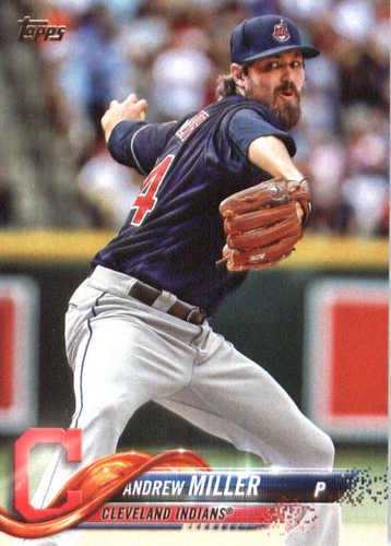 Photo of 2018 Topps #75 Andrew Miller