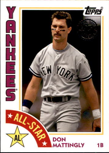 Photo of 2019 Topps '84 Topps All Stars #84ASDMA Don Mattingly