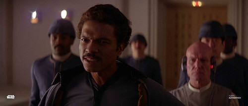 Lando Calrissian and Lobot