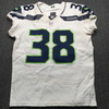 Crucial Catch - Seahawks Tre Madden Game Used Jersey (10/14/18) Size 42