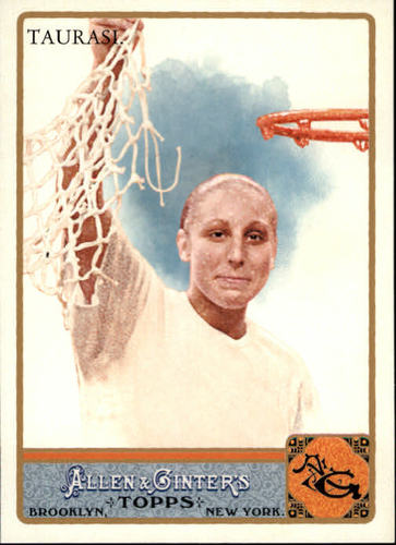 Photo of 2011 Topps Allen and Ginter #15 Diana Taurasi