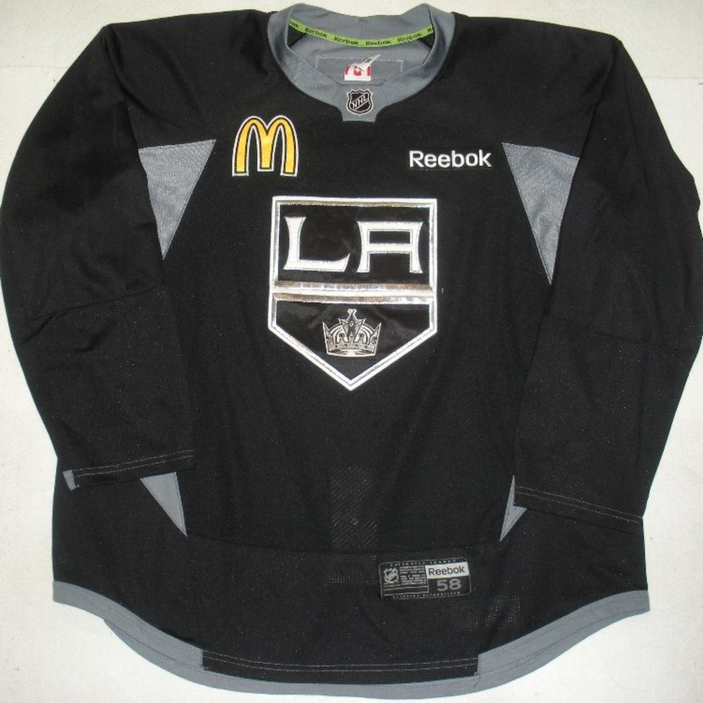 Willie Mitchell - 2014 Stanley Cup Final - Los Angeles Kings - Practice-Worn Jersey