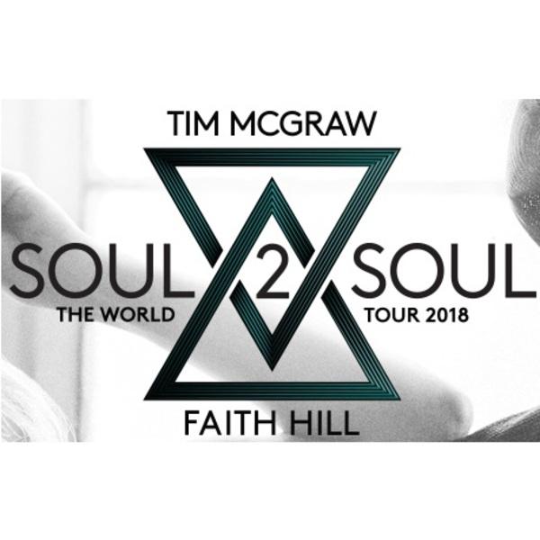 Click to view Soul2Soul: Tim McGraw and Faith Hill Concert Tickets.