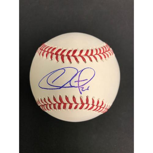 Photo of LADF Blue Diamond Gala Auction: Chase Utley Autographed Baseball